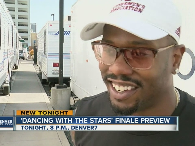 Von Miller talks about season finale of 'Dancing with the Stars'