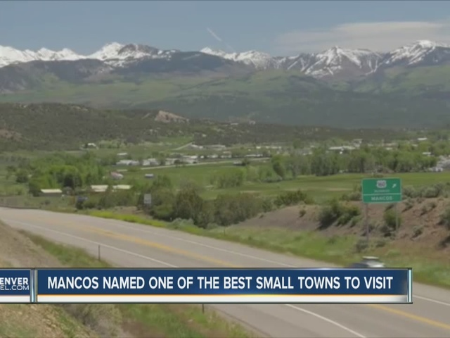 1 Colorado town named a Best Small Town to Visit
