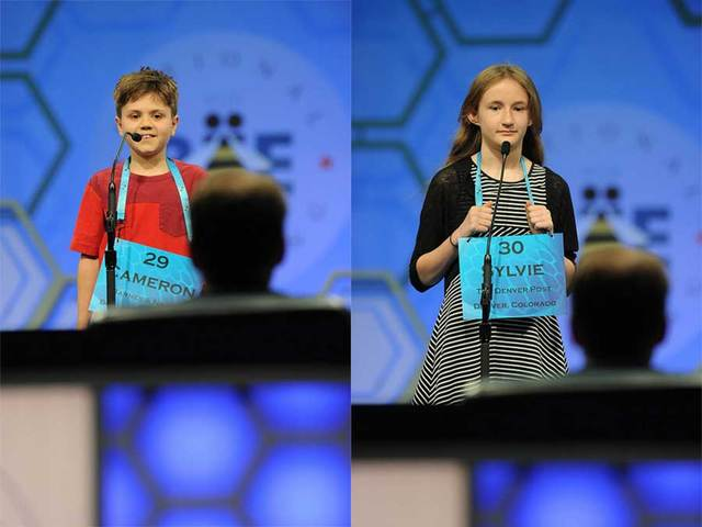 Colorado spellers move on to Spelling Bee finals