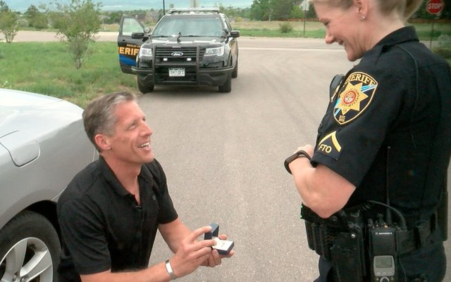 Surprise of a lifetime for a Douglas County deputy
