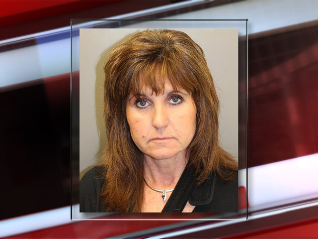 Ex-El Paso County Undersheriff turns herself in