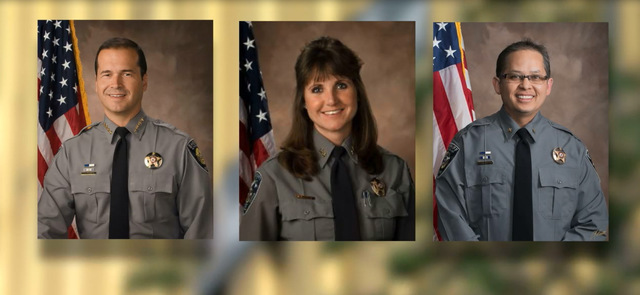 Former El Paso County Sheriff indicted; former Undersheriff turns herself in