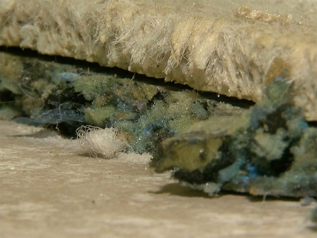 Raw sewage floods homes after contractor's mistake