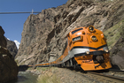 Woman dies after falling from Royal Gorge train