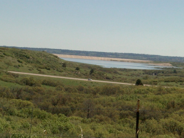 Plans for Rueter-Hess Reservoir