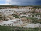 Hiking the Paint Mines Interpretive Park