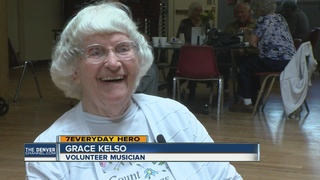 7Everyday Hero Grace Kelso shares her music