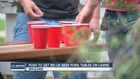 Boulder councilman: Time to bounce beer pong