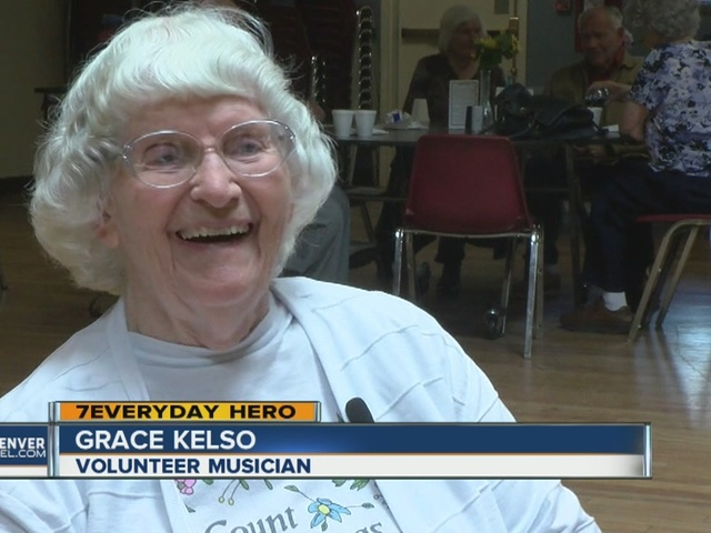 7Everyday Hero Grace Kelso stirs memories and moves hearts with music