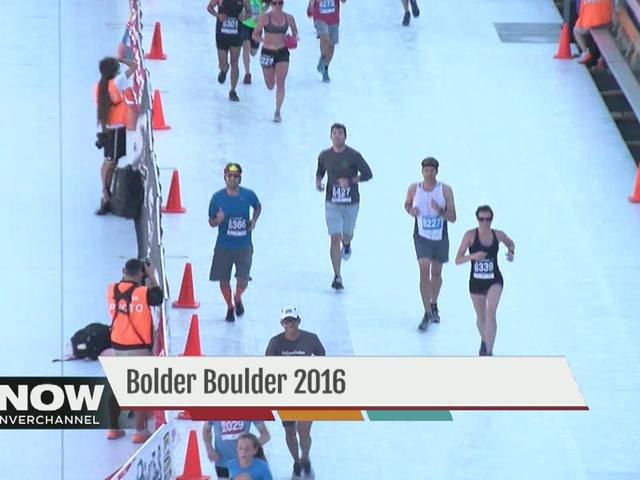 Bolder Boulder 2016