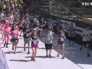 10:15-10:20 AM Bolder Boulder Finishers