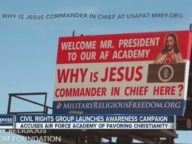 Group takes aim at AFA over religion