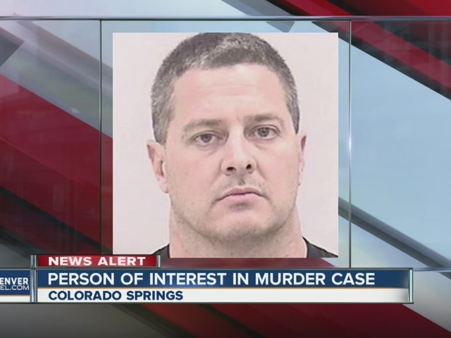 Glen Galoway wanted as person of interest in murder case in Colorado…