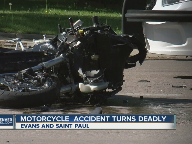 Motorcyclist who crashed after running red light on Memorial Day has died