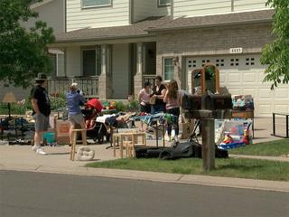 Garage Sale Crime: Aurora neighbors warn others