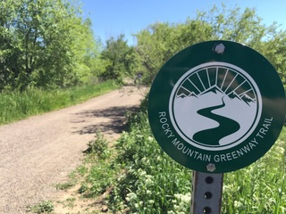 Colorado trail connects multiple communities