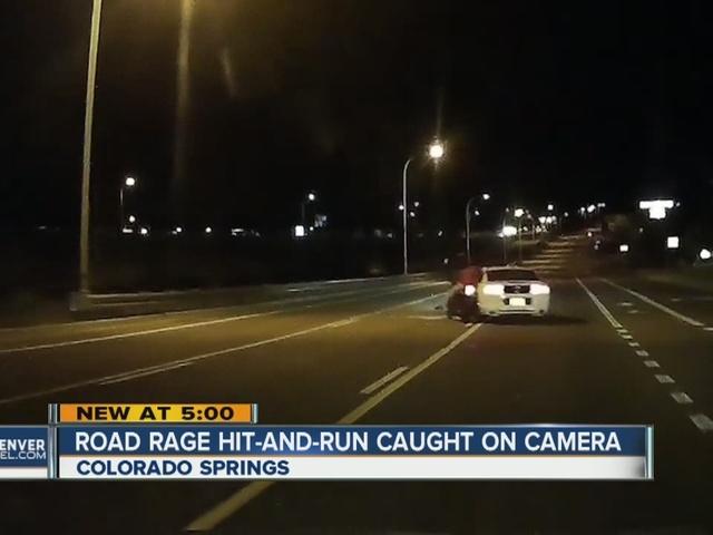 2 arrested after youtube video captures road rage incident