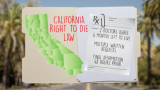 CA legalizes 'right to die'