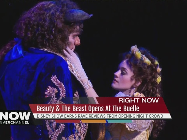 Beauty And The Beast Comes Alive On Stage At The Buell