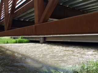 First responders warn about creeks, rivers