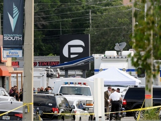 Ex-wife claims mass shooter had 'gay tendencies'