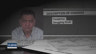 Iranian suspected of smuggling arrested in Colo.