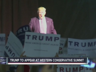 Big names coming for Western Conservative Summit
