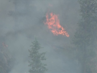 2 fires in Larimer County now 100% contained