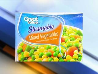 Recall issued for 6 brands of frozen vegetables
