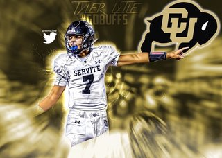 CU Buffs get a big QB recruit from California