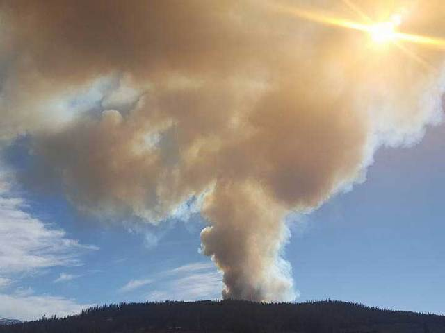 Beaver Creek Fire grows to 7,000 acres
