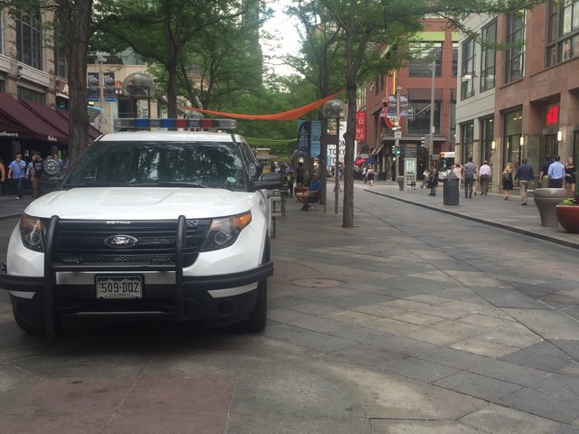 Denver police beefing up security at 16th St. Mall