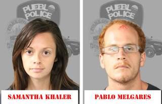 Mom & her boyfriend arrested in abuse case