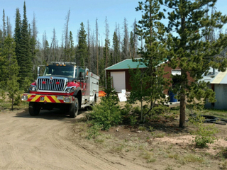 Beaver Creek Fire grows to 9,114 acres