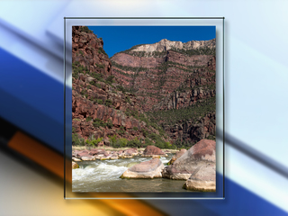 Missing rafter: Search ongoing at Disaster Falls