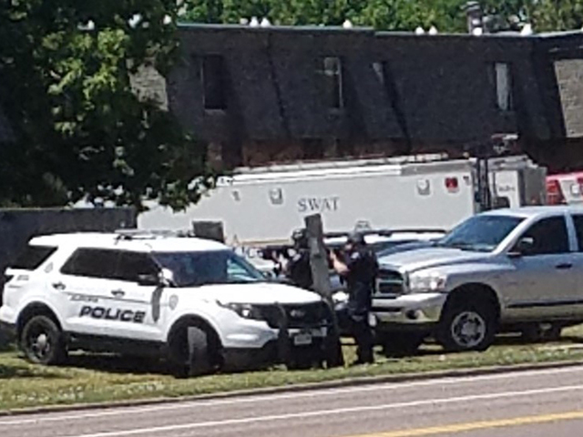 SWAT standoff ends after 7 hours