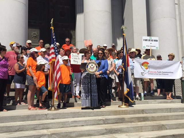 Local groups work to end gun violence