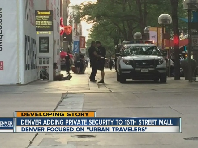 16th Street Mall will add private security