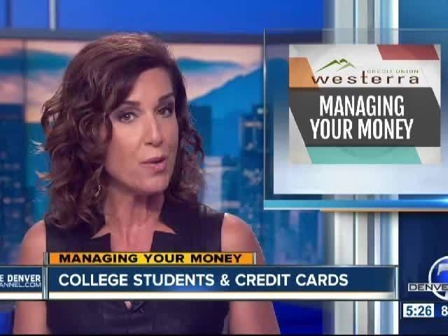College Students & Credit Cards