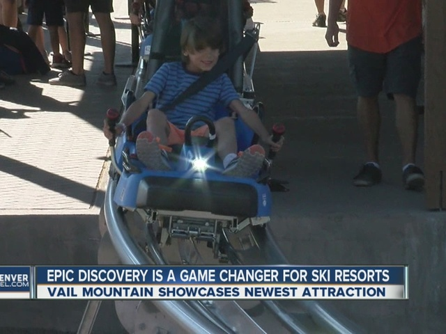 Vail's Epic Discovery opens