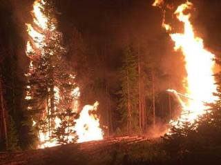 Beaver Creek Fire may burn into August or later