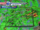 Soggy start to the holiday weekend