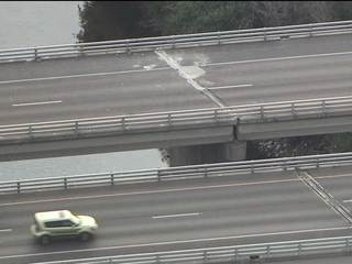 Crumbling patch blamed for tire damage on I-270