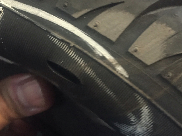 Slashed Tires A Growing Dangerous Trend For Longmont Residents