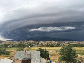 More storms on tap in Denver area Friday