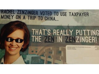 Did candidate take taxpayer-funded China trip?