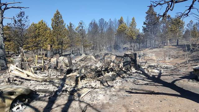 Two arson suspects arrested in Cold Springs wildfire