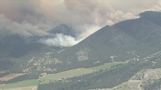 Hayden Pass Fire now 35 percent contained