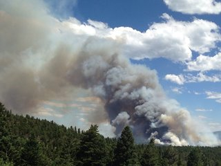 UPDATE: Major wildfires burning in Colo. Tuesday