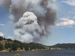 Cold Springs Fire reinforces fire mitigation